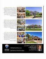Upcoming Luxury Home Magazine Ad for June 2017