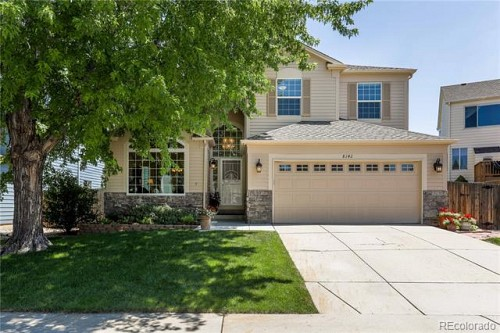 8142 South York Court, Centennial, CO 80122
