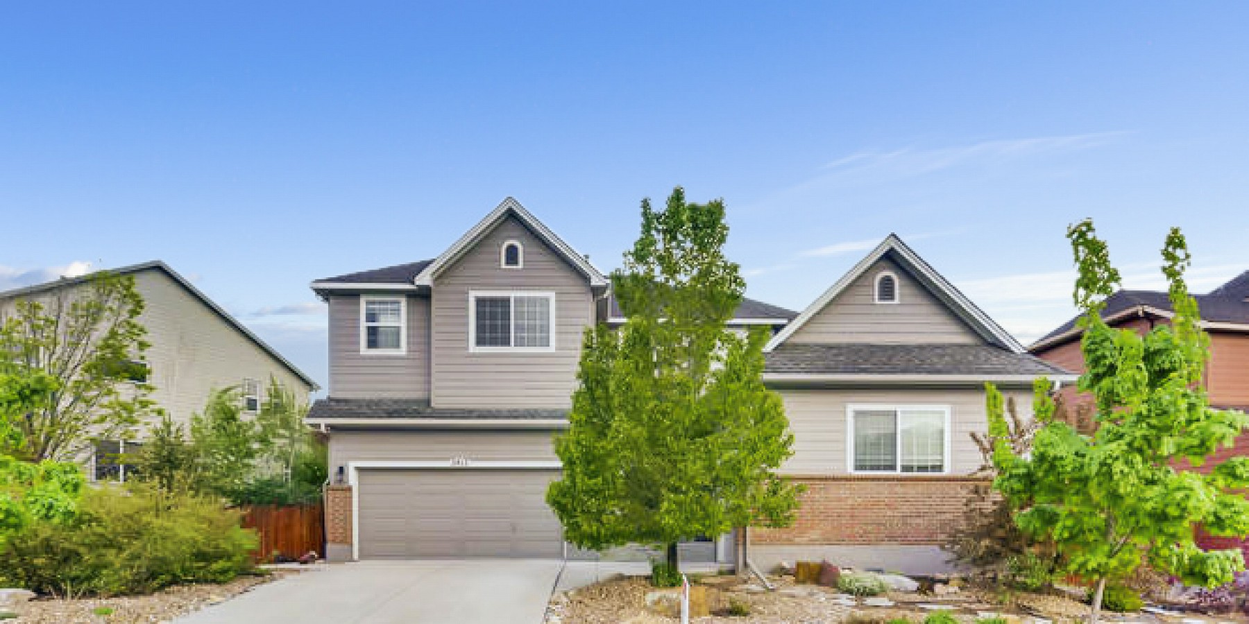 3417 Falling Star Place, Castle Rock, CO 80108