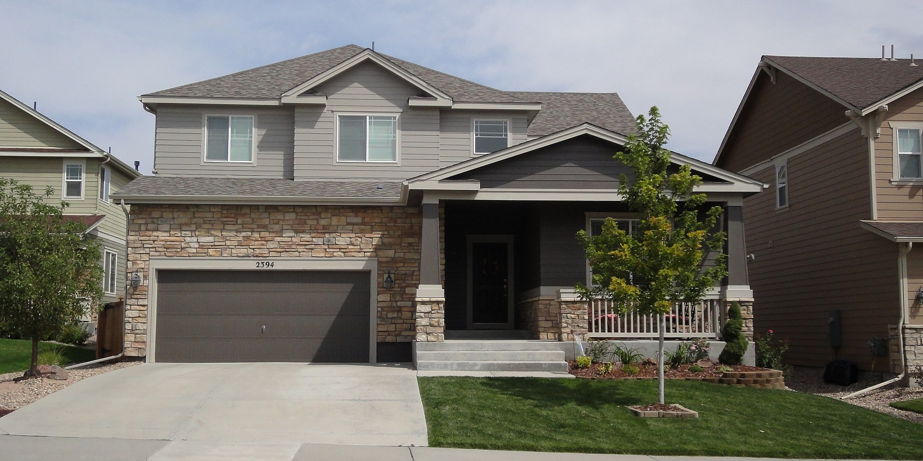 2394 Thistle Court, Castle Rock, CO 80109