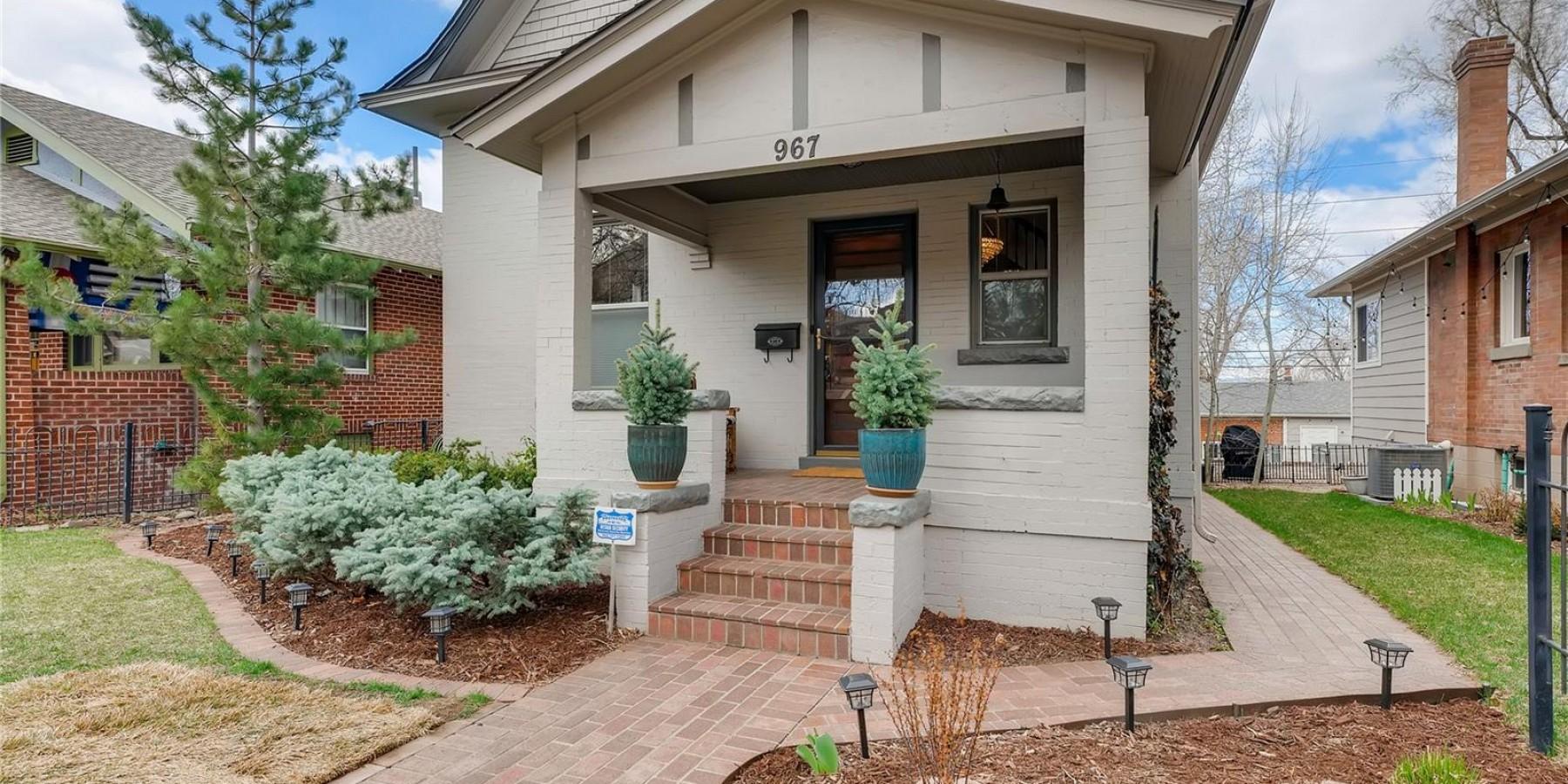 967 S Ogden Street, Denver, CO 80209